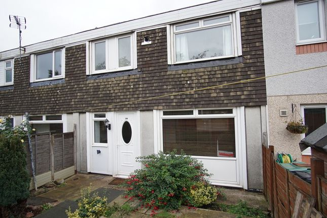 Thumbnail Terraced house to rent in Coal Road, Seacroft, Leeds