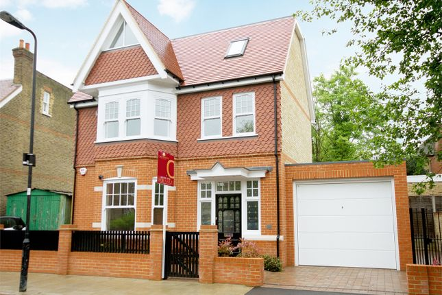 Thumbnail Detached house to rent in Hillcrest Road, London