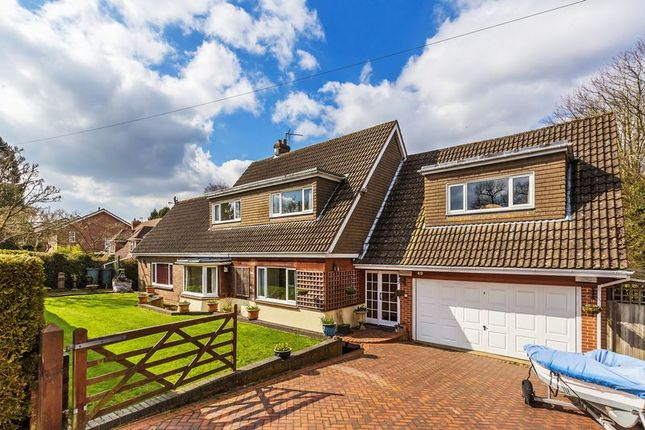 Thumbnail Detached house for sale in Paynesfield Road, Tatsfield, Westerham