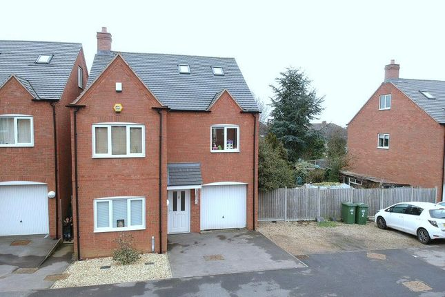 Thumbnail Detached house for sale in Windmill Close, Rugby