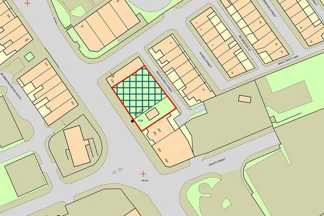 Thumbnail Land for sale in Development Land, 235 Manchester Road, Bolton