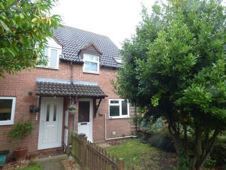 Thumbnail Terraced house to rent in Ferry Gardens, Quedgeley, Gloucester
