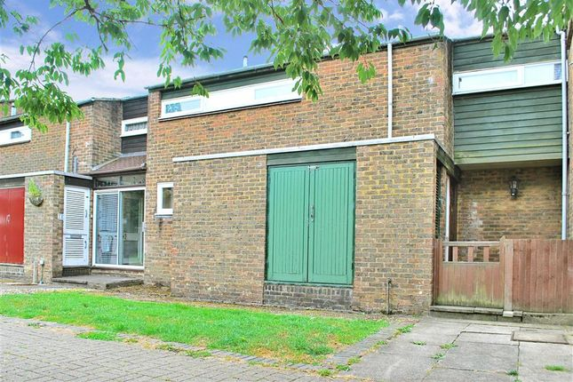 3 bed terraced house for sale in Foxglove Close, Edenbridge, Kent