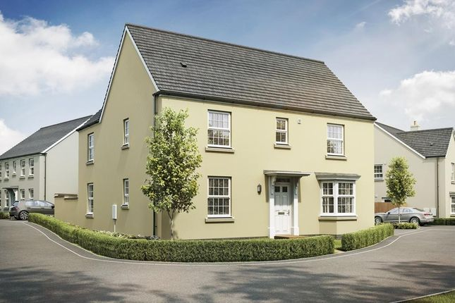 "Thumbnail Detached house for sale in ""Layton"" at Redmoor Close, Tavistock"