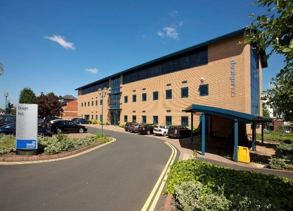 Thumbnail Office to let in The Design Hub, Puma Way, Coventry, West Midlands