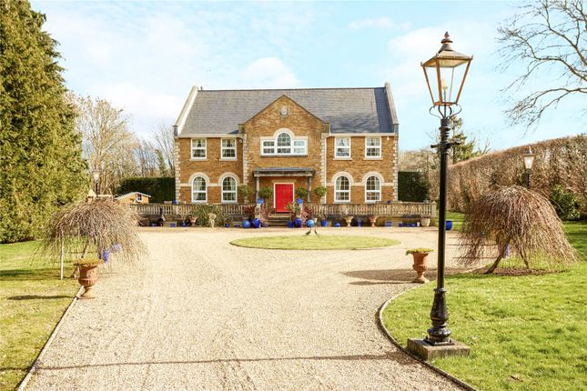 Thumbnail Detached house for sale in Ifield Green, Ifield, Crawley, West Sussex