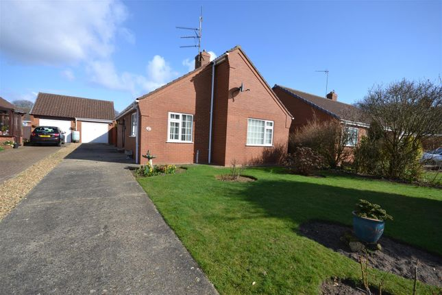 Thumbnail Detached bungalow for sale in Old Hall Drive, Dersingham, King's Lynn