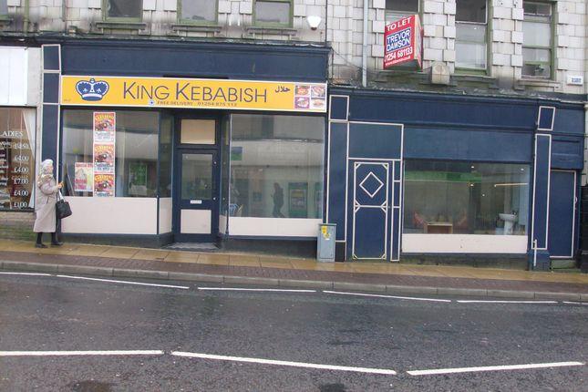 Thumbnail Retail premises to let in Peel Street, Accrington