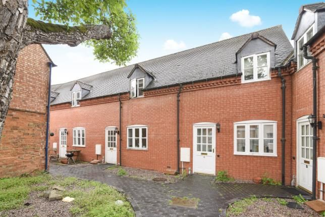 Thumbnail Terraced house for sale in Brewery Court, Bewdley Street, Evesham, Worcestershire