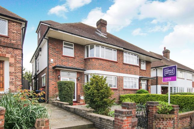 Thumbnail Semi-detached house for sale in Christian Fields, Streatham / Norbury