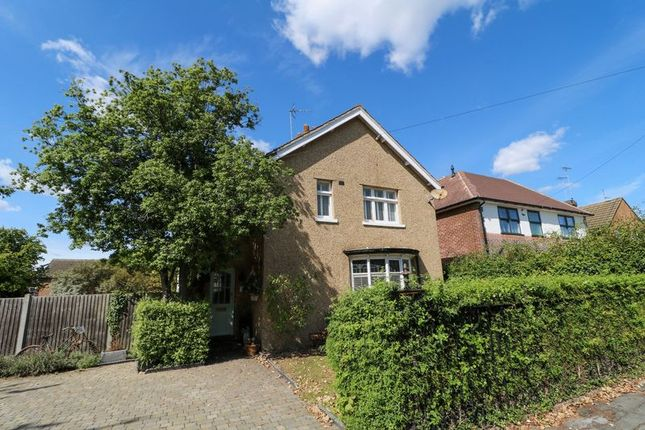 Thumbnail Detached house for sale in Grove Road, Dunstable