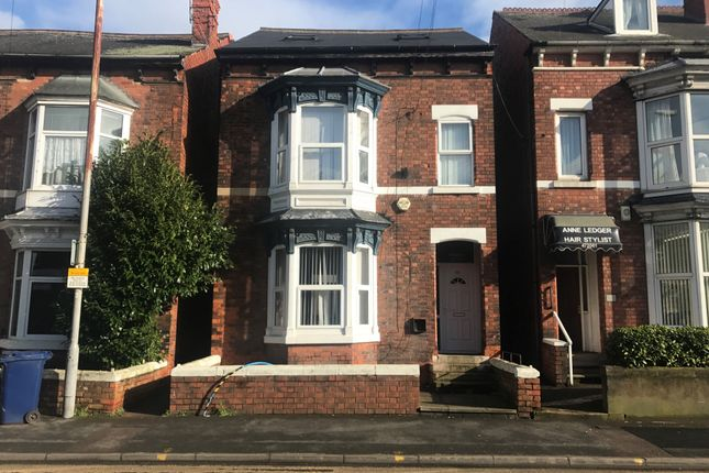 Thumbnail Room to rent in Room 5, 65 Watson Road, Worksop