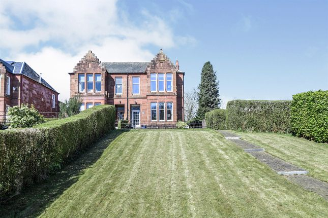 4 bed semi-detached house for sale in Peel Street, Cardross, Dumbarton G82