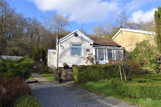 Detached bungalow for sale in Intervalley Road, Glynneath, Neath