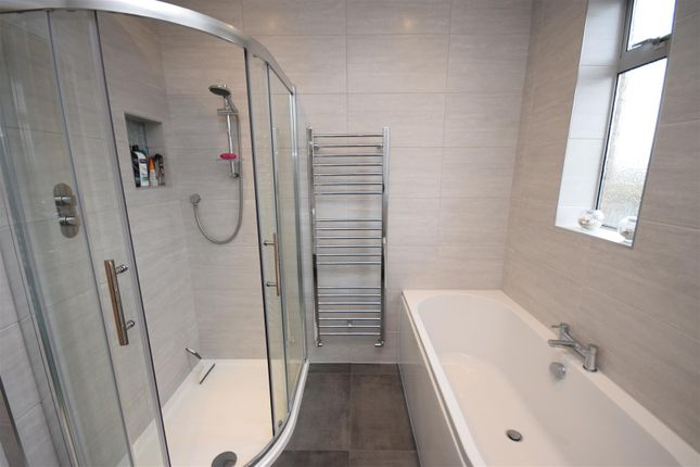 Family Bathroom of Greenway, London SW20