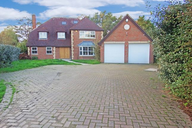 Thumbnail Detached house for sale in Plain Gate, Rothley, Leicester