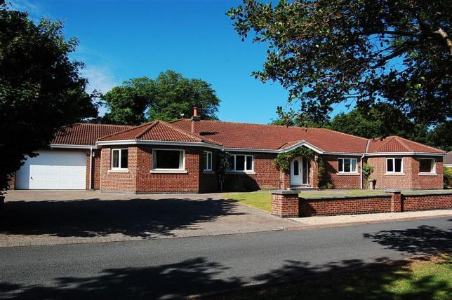 Thumbnail Bungalow for sale in Westhill Village, Jurby Road, Ramsey IM83Td