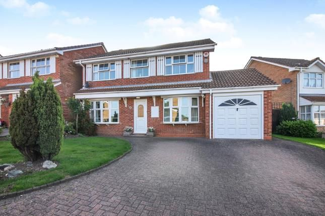 Thumbnail Detached house for sale in Varlins Way, Kings Norton, Birmingham, West Midlands