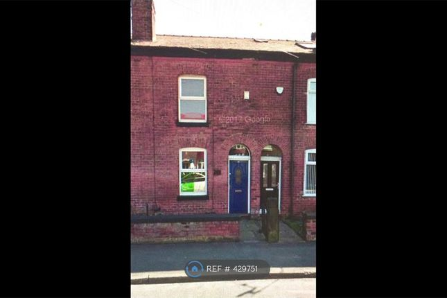 Thumbnail Terraced house to rent in Ellesmere Street, Manchester