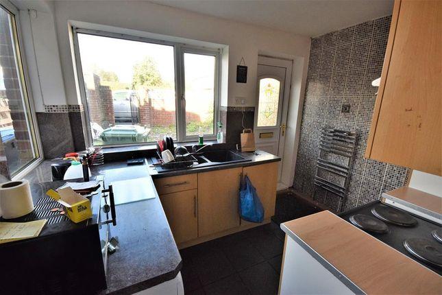 Kitchen of George Avenue, Easington, County Durham SR8