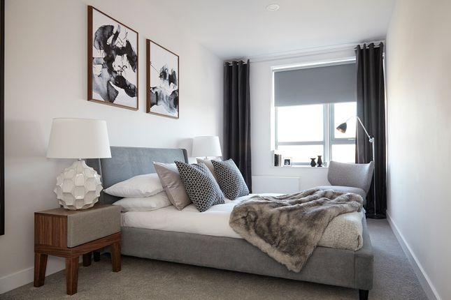 Thumbnail Flat to rent in Market Street, Bracknell, Berkshire