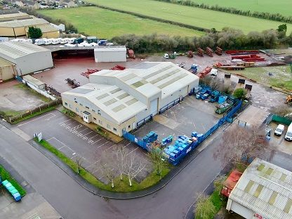 Thumbnail Warehouse for sale in Oakland Road, Martock