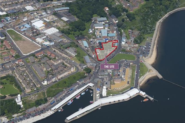 Thumbnail Land for sale in Land At Former Tyne Brand Site, Union Road, North Shields
