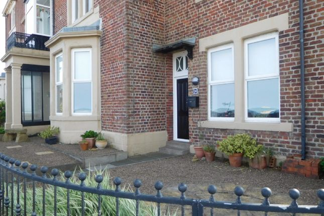 Thumbnail Flat to rent in Grand Parade, Tynemouth, North Shields