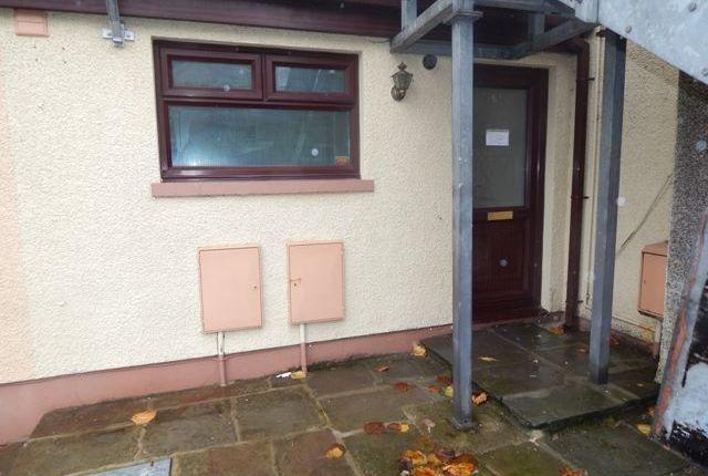 Thumbnail Flat to rent in High Street, Abertillery