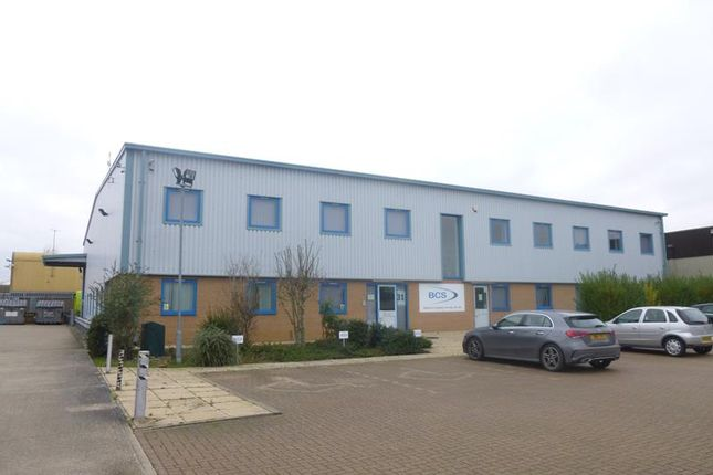Thumbnail Light industrial for sale in 31 Edison Road, St. Ives, Cambridgeshire
