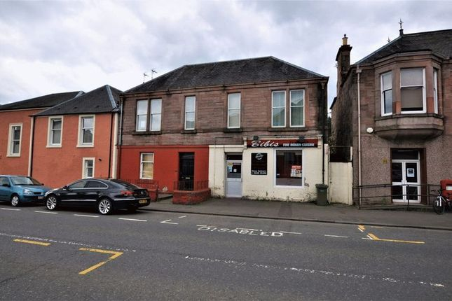 Thumbnail Flat for sale in High Street, Tillicoultry