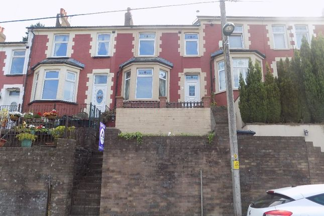 Thumbnail Terraced house for sale in Richmond Road, Sixbells, Abertillery.