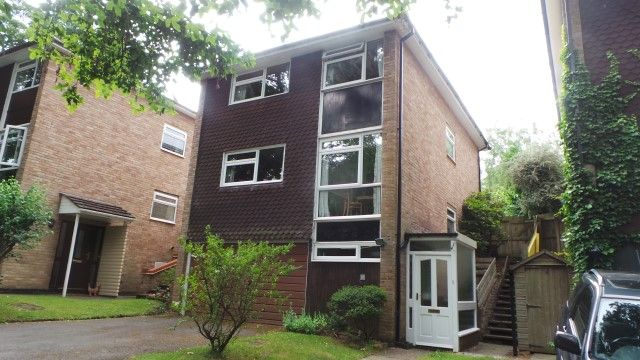 Thumbnail Town house for sale in Manor Road, Sutton Coldfield