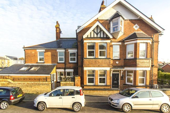Thumbnail Semi-detached house for sale in Granville Avenue, Broadstairs