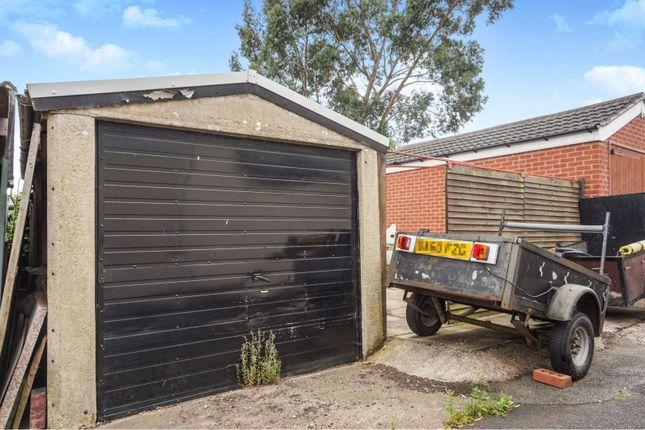 Garage of Fairfield Road, Halesowen B63