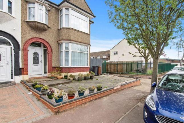 Thumbnail Flat to rent in Sheringham Drive, Barking