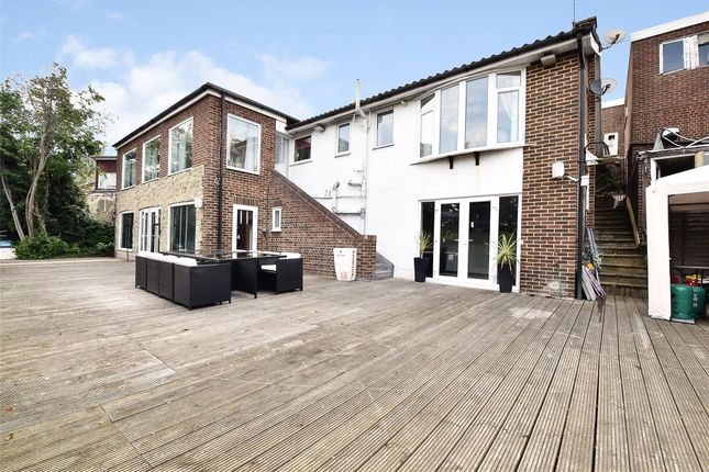 Thumbnail Detached house for sale in Oakfield Lane, Wilmington, Kent