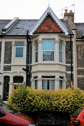 Thumbnail Terraced house to rent in Brentry Road, Fishponds, Bristol