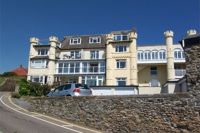 Thumbnail Flat for sale in Castle Hill, Seaton, Devon