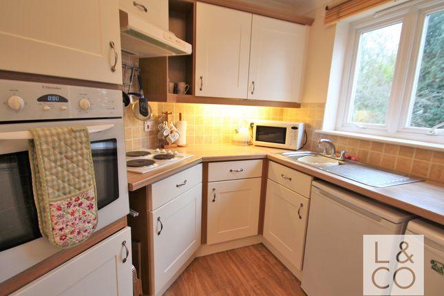 Thumbnail Flat to rent in Monmouth Court, Bassaleg Road, Newport