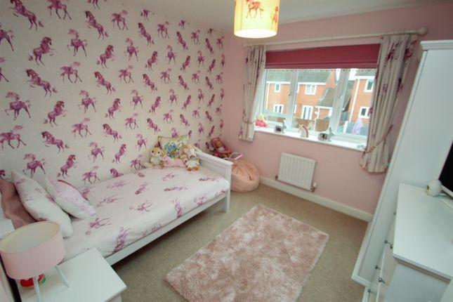 Bedroom Two of Ostler Drive, Weston Coyney, Stoke-On-Trent ST3