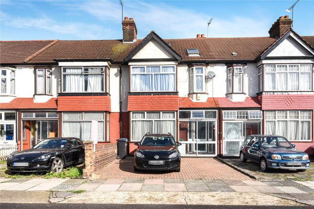 Thumbnail Terraced house for sale in Kenmare Gardens, Palmers Green, London