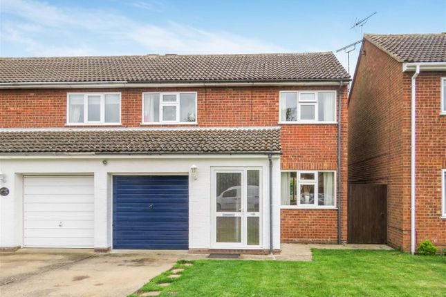 3 bed semi-detached house for sale in Greenfields, Earith, Huntingdon