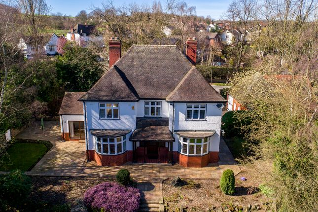 Thumbnail Detached house for sale in Glenthorne, Handley Road, New Whittington