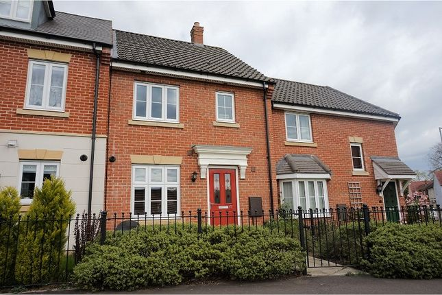 Thumbnail Terraced house for sale in Lancaster Avenue, Watton