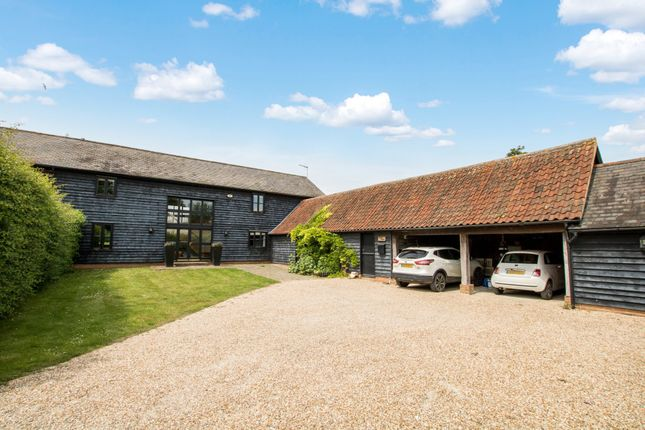 Thumbnail Barn conversion for sale in Rook End Lane, Debden, Saffron Walden