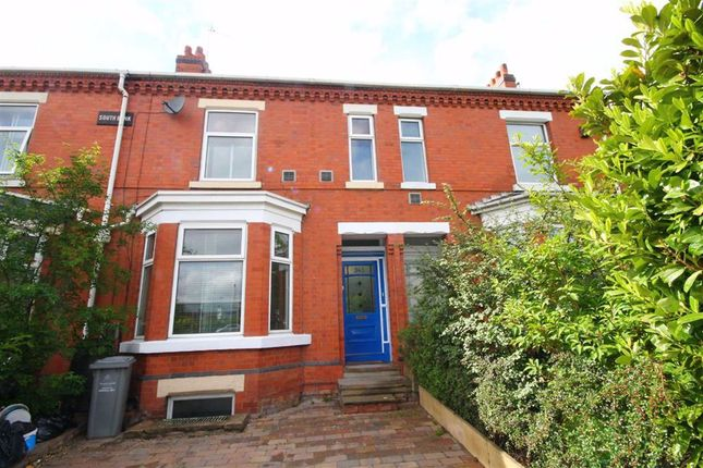 Thumbnail Terraced house to rent in Chester Road, Stretford, Manchester
