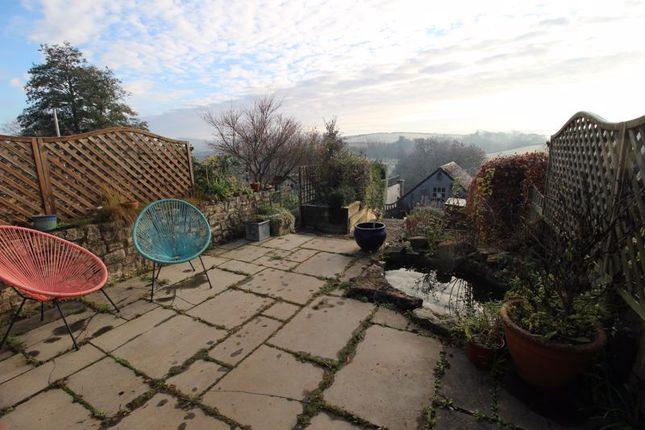 Front Terrace of Single Hill, Shoscombe, Bath BA2