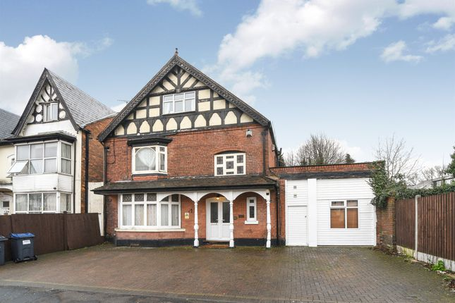 Thumbnail Detached house for sale in City Road, Edgbaston, Birmingham