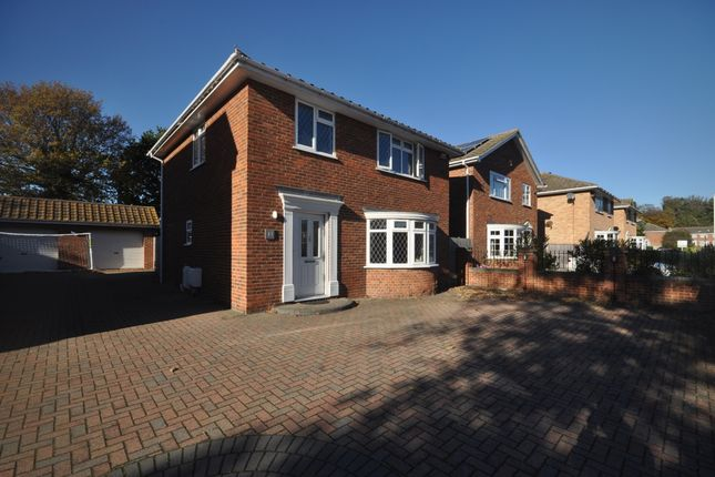 Thumbnail Detached house to rent in Earlsmead Crescent, Cliffsend, Ramsgate
